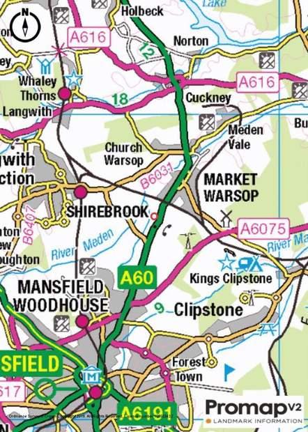 Mosscar Bungalow & Spion Kop Fisheries, Mansfield Road, Warsop, Mansfield - Image 20