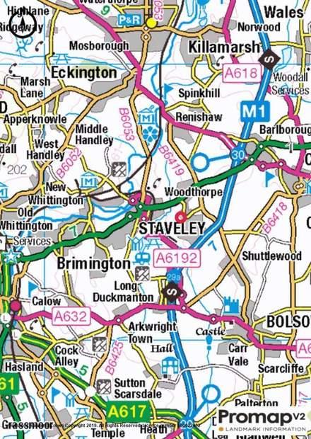 Development Site off , Bridle Road, Mastin Moor, Chesterfield - Image 7
