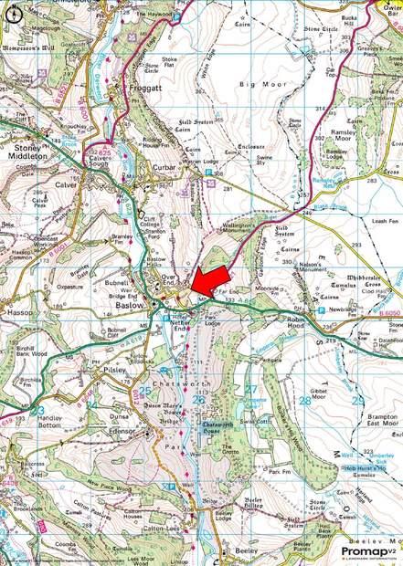 Evona, Hydro Close, Baslow, Bakewell - Image 10