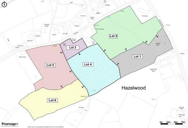 Lot Two, Church Farm, Hazelwood Hill, Hazelwood, Belper - Image 3