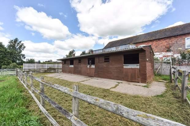 Lower Fieldgate Farm, Sutton-On-The-Hill, Ashbourne - Image 10