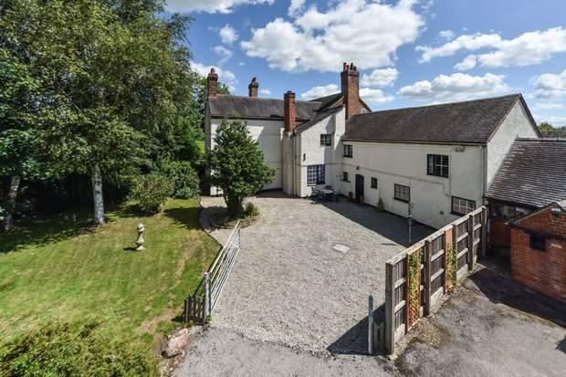 Lower Fieldgate Farm, Sutton-On-The-Hill, Ashbourne - Image 1