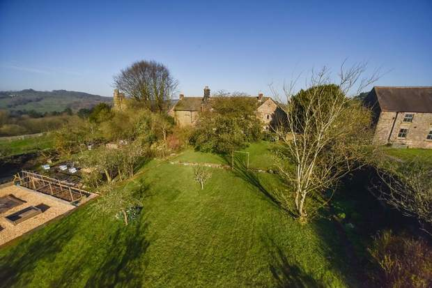 Manor Farm, Dethick, Matlock - Image 29