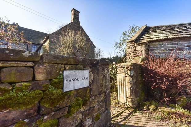 Manor Farm, Dethick, Matlock - Image 32