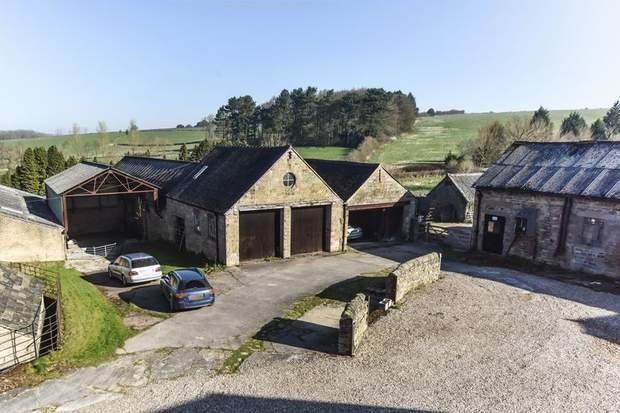 Manor Farm, Dethick, Matlock - Image 34
