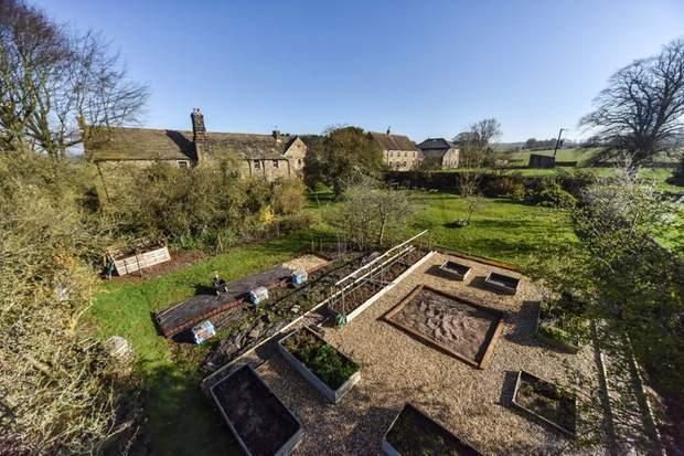 Manor Farm, Barn for development and 55 acres, Dethick, Matlock - Image 30