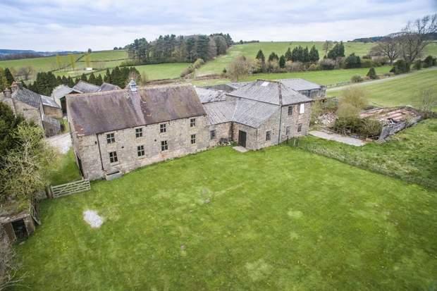 Manor Farm, Dethick, Matlock - Image 2