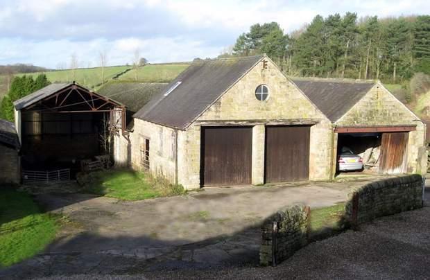 Manor Farm, Barn for development and 55 acres, Dethick, Matlock - Image 33