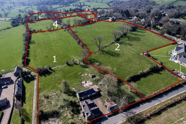 Lot Two, Church Farm, Hazelwood Hill, Hazelwood, Belper - Image 2