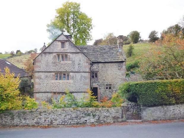 The Manor House and Studio Barn, Bonsall , Matlock - Image 2
