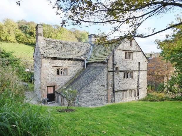 The Manor House and Studio Barn, Bonsall , Matlock - Image 1