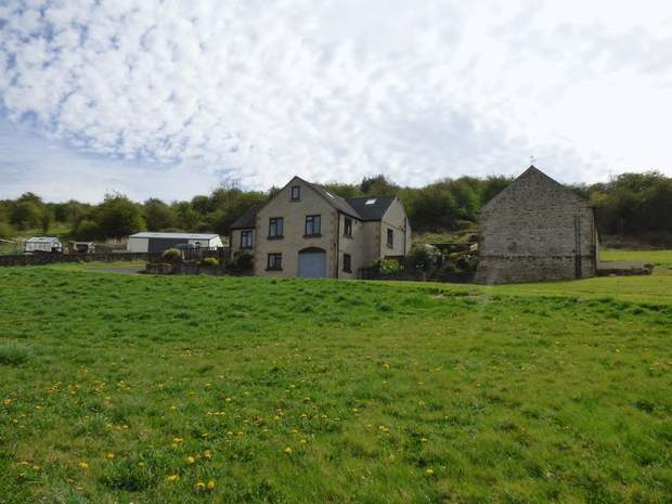 Trogues Farm, Main Road, Wensley, Matlock - Image 2