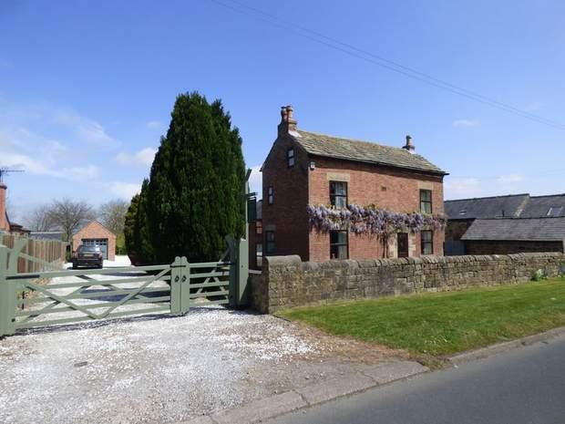 Park Lane Farm, Park Lane, Shirland, Alfreton - Image 1