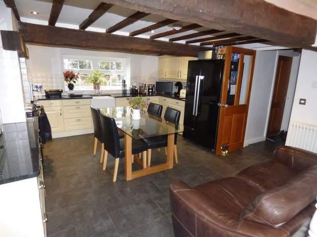 Beaumont House, Hilcote Lane, Hilcote, Alfreton - Image 6