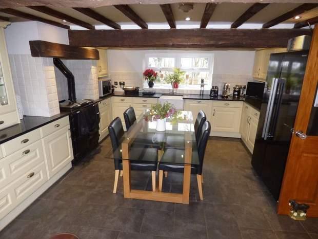 Beaumont House, Hilcote Lane, Hilcote, Alfreton - Image 7