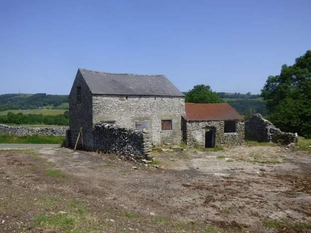 Barn at Highfields Farm, Middleton Lane, Stoney Middleton, Hope Valley - Image 2