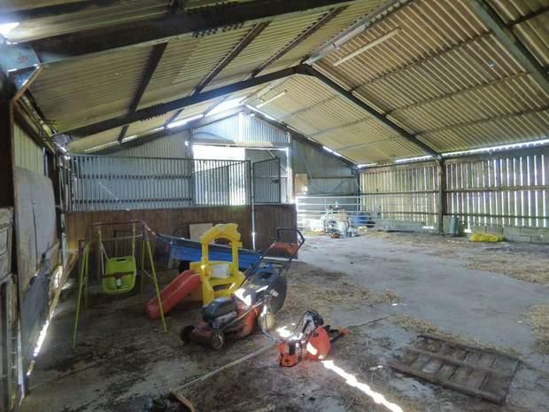 Lot 2 - Barn at , Lane Head Farm, Alderwasley, Belper - Image 2