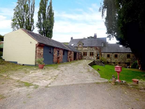 Bath House Farm, Nottingham Road, Belper - Image 19