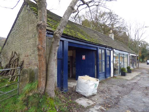 Workshop off, Chatsworth Road, Rowsley, Matlock - Image 7
