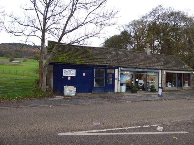 Workshop off, Chatsworth Road, Rowsley, Matlock - Image 3