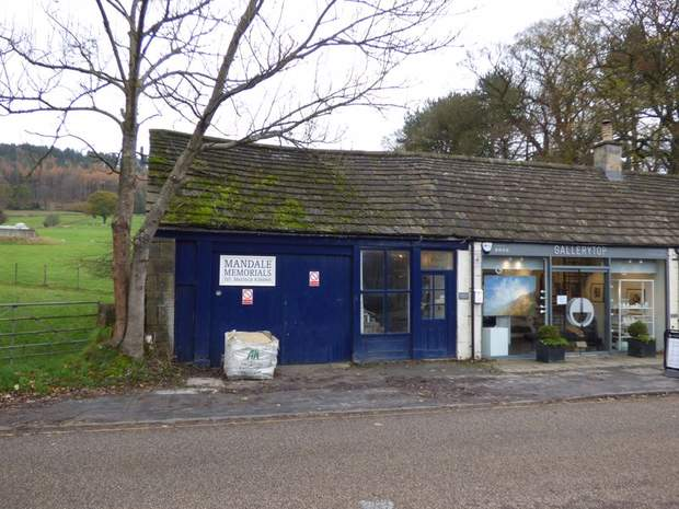 Workshop off, Chatsworth Road, Rowsley, Matlock - Image 1