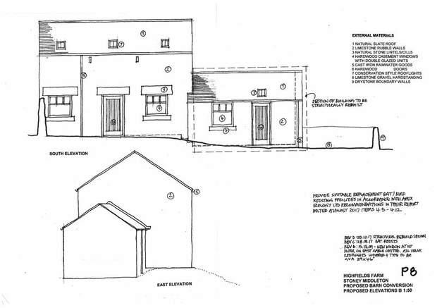 Barn at Highfields Farm, Middleton Lane, Stoney Middleton, Hope Valley - Image 10
