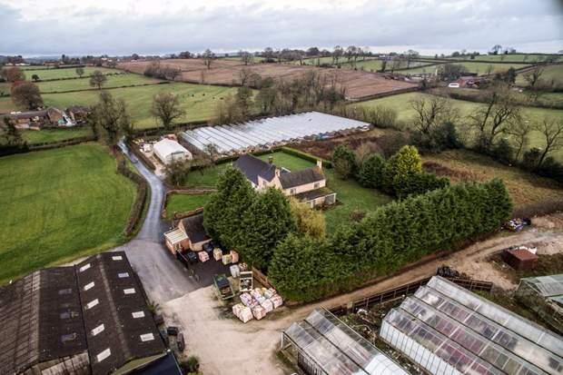 Penfold Farm and 1.8 acres, Hulland Village, Ashbourne - Image 13