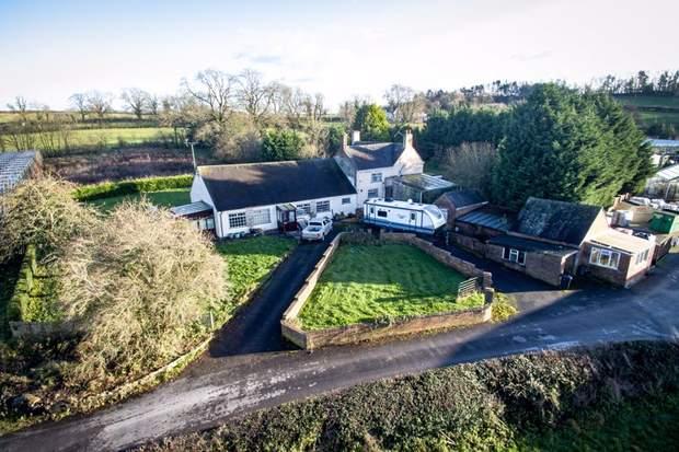 Penfold Farm and 1.8 acres, Hulland Village, Ashbourne - Image 10