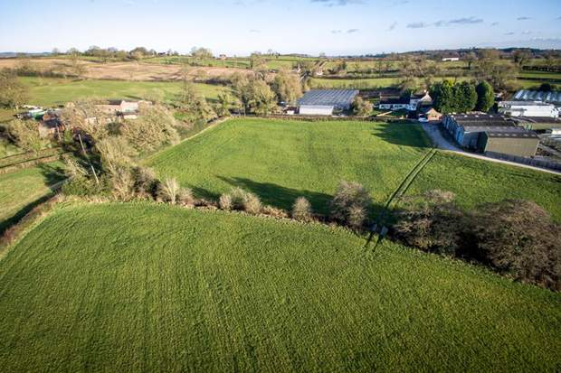 Penfold Farm and 1.8 acres, Hulland Village, Ashbourne - Image 2