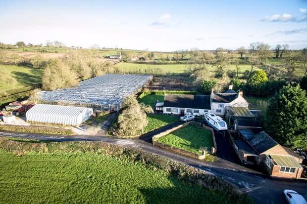 Penfold Farm and 1.8 acres, Hulland Village, Ashbourne - Image 15