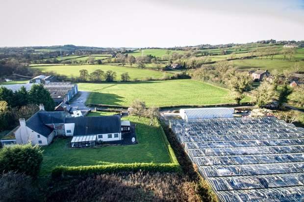 Penfold Farm and 1.8 acres, Hulland Village, Ashbourne - Image 1