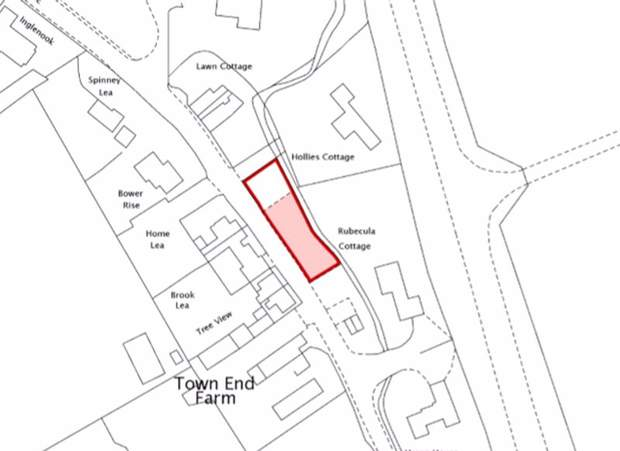 Land Off, Chapel Lane, Clifton, Ashbourne - Image 2