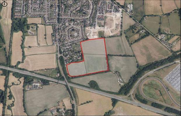 Residential Development Land North of , Jacksons Lane, Etwall, Derby - Image 1