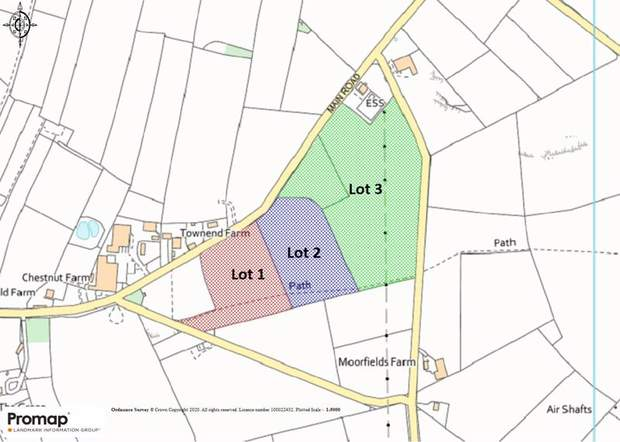 Lot 3, Main Road, Flagg, Buxton - Image 8