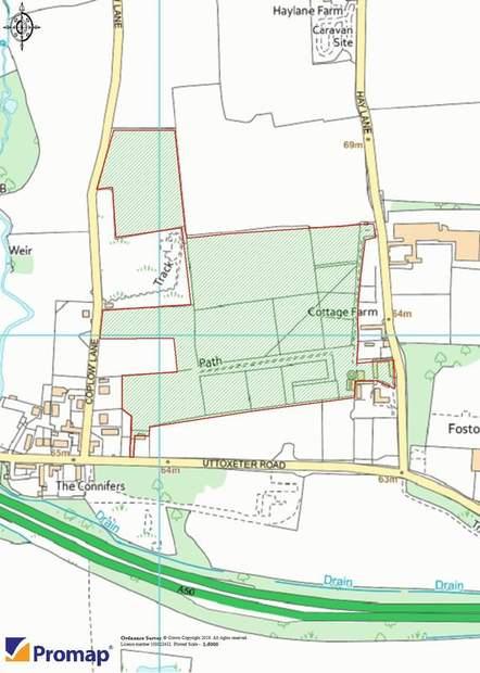 Foston Stud, Hay Lane, Foston, Derby - Image 18