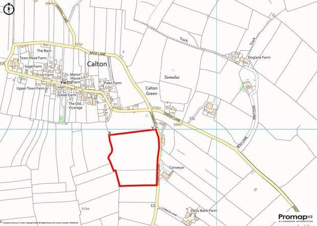 Land off, Common Lane, Calton, Stoke-On-Trent - Image 4