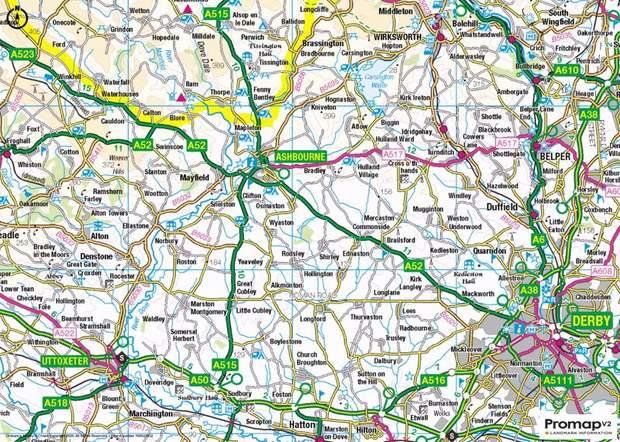 Land Off, Chapel Lane, Clifton, Ashbourne - Image 3