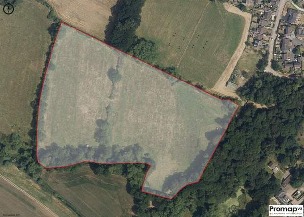 land off, Fishpond Lane, Egginton, Derby - Image 1
