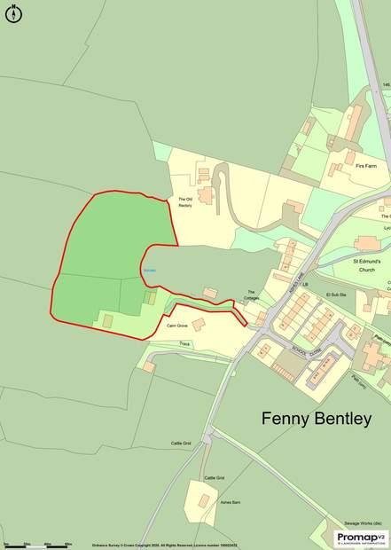 Alna, Ashes Lane, Fenny Bentley, Ashbourne - Image 7