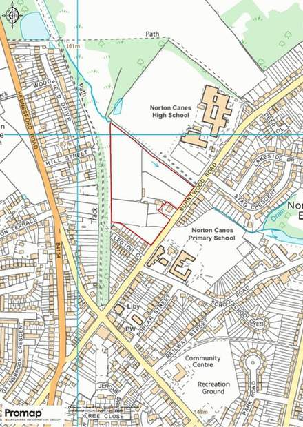 Residential Development Land at 71, Burntwood Road, Norton Canes, Cannock - Image 3