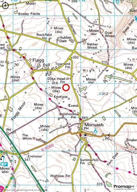Lot 3, Main Road, Flagg, Buxton - Image 9