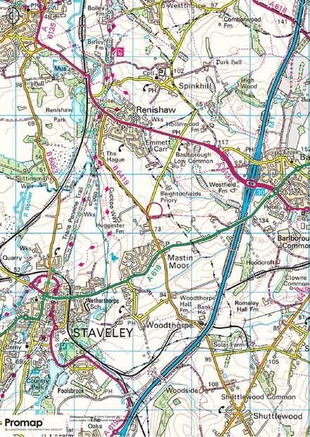 Land off Renishaw Road, Beighton Fields, Renishaw, Sheffield - Image 4