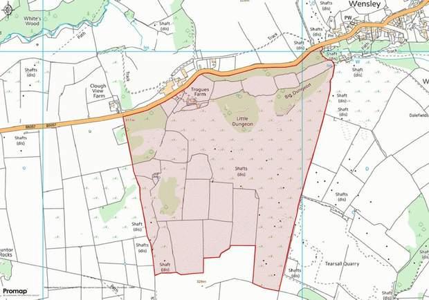 Trogues Farm, Main Road, Wensley, Matlock - Image 24