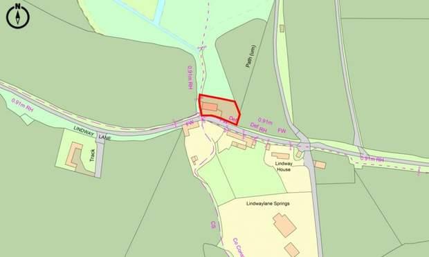 Barn off , Lindway Lane, Brackenfield, Alfreton - Image 7