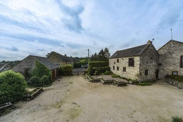 South Barn, Overtown, Hognaston, Ashbourne - Image 2