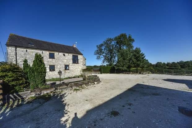 South Barn, Overtown, Hognaston, Ashbourne - Image 9