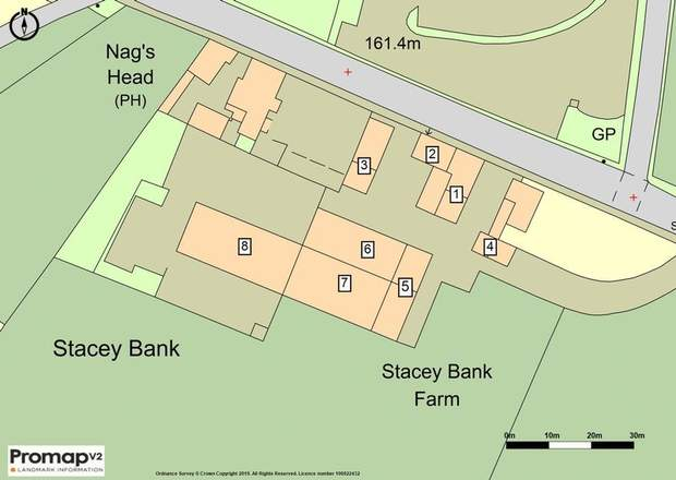 Lot 4 - Stacey Bank Farm, Stacey Bank, Loxley, Sheffield - Image 4