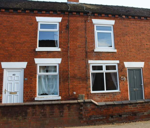 58, Stone Road, Uttoxeter - Image 1