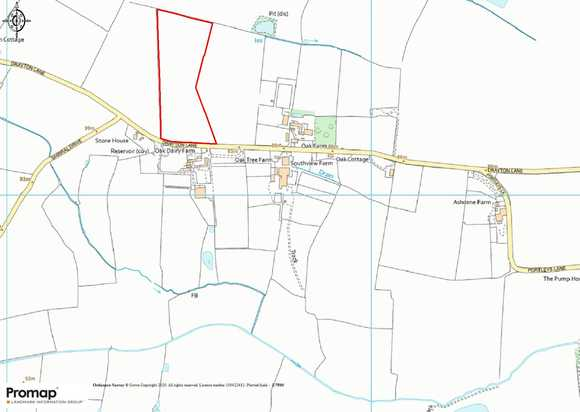 Land off, Drayton Lane, Drayton Bassett, Tamworth