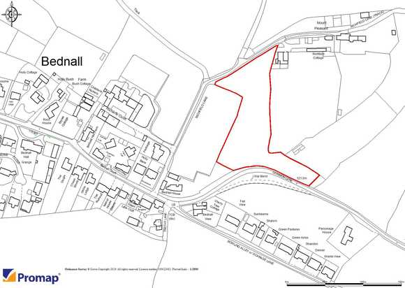 Land off , Richfield Lane, Bednall